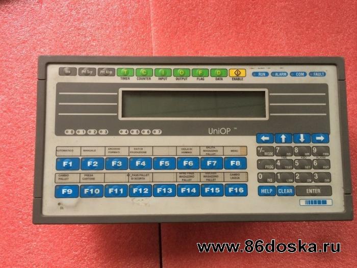 Ремонт UniOP eTOP ePAD ePAL 300 600 500W CP bkd md MKD панель оператора