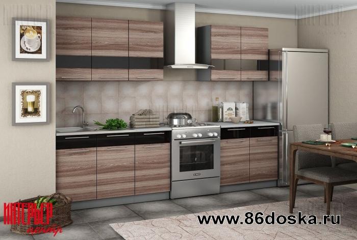 Кухонный гарнитур Олеся (ИЦ)