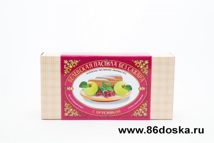 Белевская пастила без сахара 180 гр.