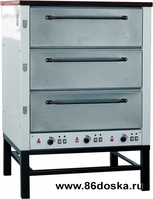 Шкаф пекарский ХПЭ-500.    Шкаф пекарский для столовой,   кафе.    Пекарский шкаф ХПЭ-500.    Печь хлебопекарная ХПЭ-500