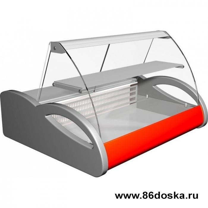 Витрина холодильная ВХС-1, 0 АРГО.  Настольная холодильная витрина для бара, кафе, магазина.