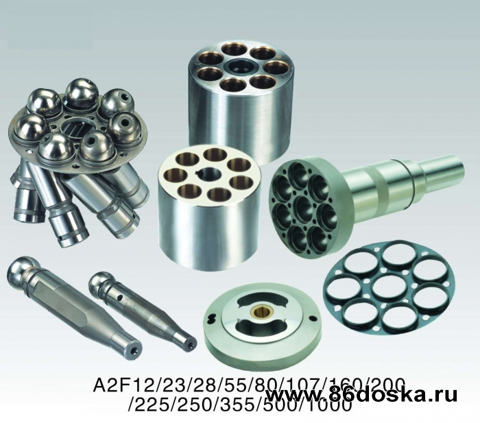 Запчасти - Гидронасос (мотор)  Rexroth A2F